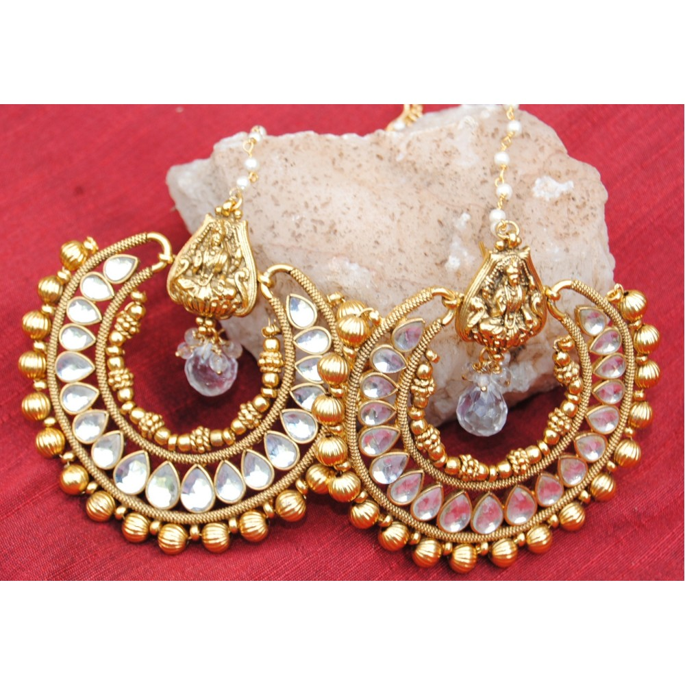 92e36b7873829 Ram Leela Earrings