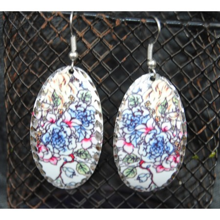 Colorful Turkish Earrings