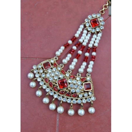 Ruby and Pearl  Jhummar