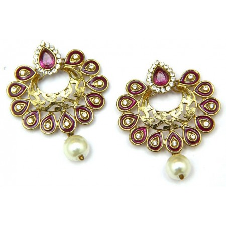 Chand Bali Earrings