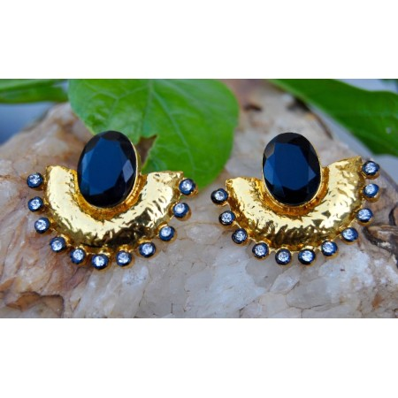 Black Onyx Golden Ear Jackets