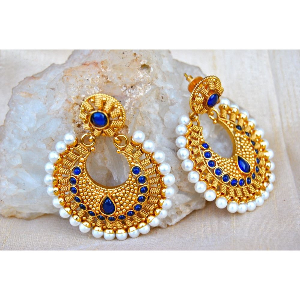 jcm yellow remijewels earrings heart gold jacmel blue img gemstone product