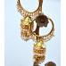 Pearly Gold Bali 2 Tier Jhumka