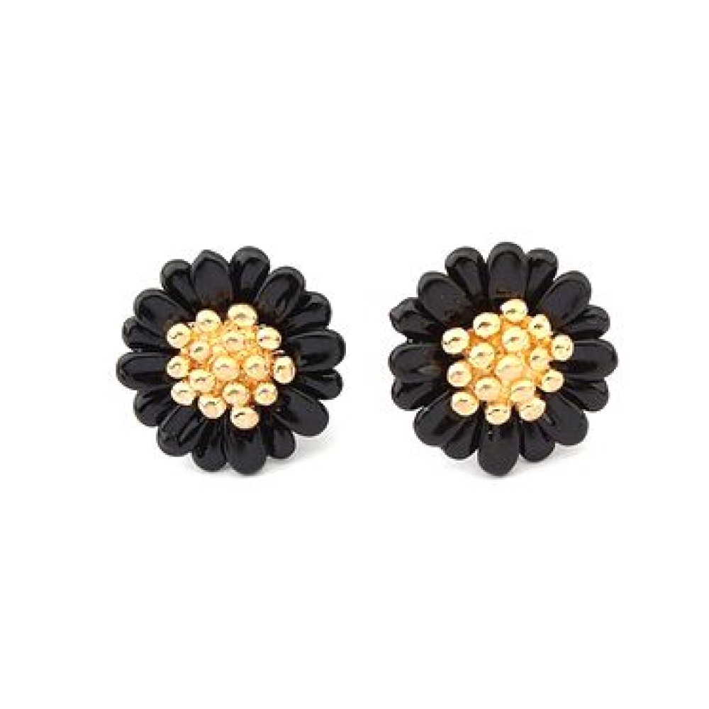 onyx drop zaire skull gold product earrings black natural products