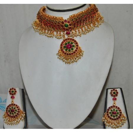 Dual Gold Silver Earrings
