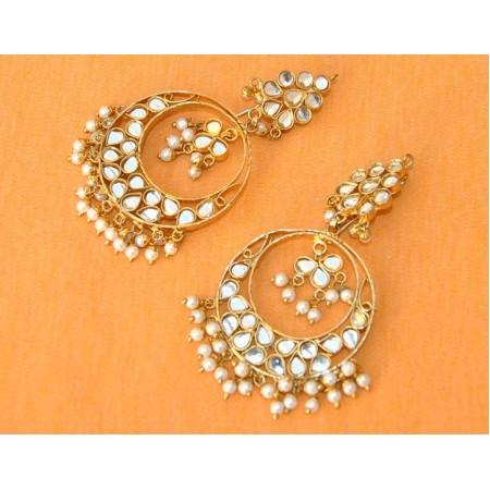 Glamorous Chand Bali Earrings