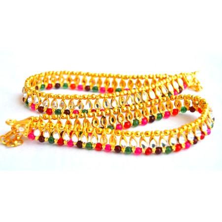 Multicolor Payal