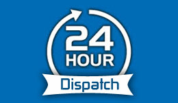 24hr despatch